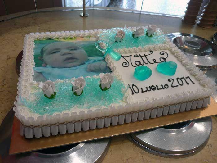 Connu torte gelato per battesimi FH73