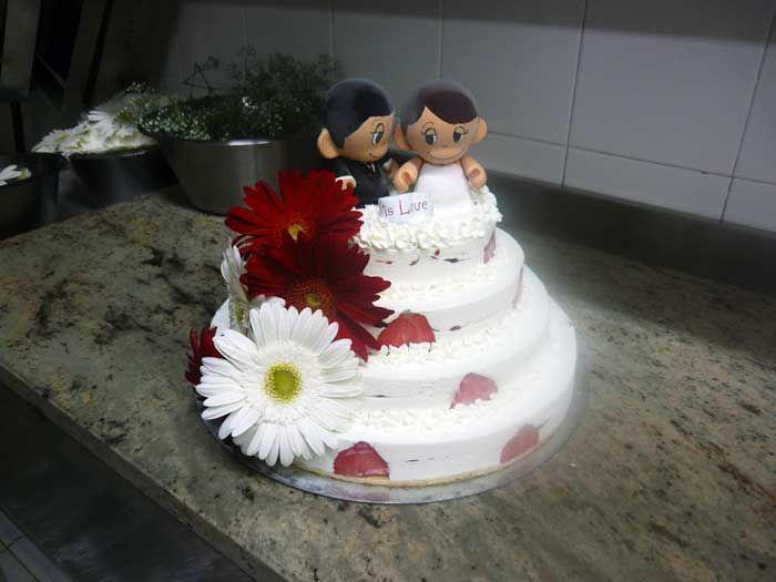 Favori torte gelato per matrimoni e anniversari DE54